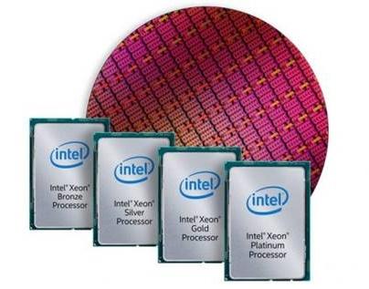 Processadores Intel Scalable