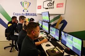 Sala do VAR copa do Brasil ESPN