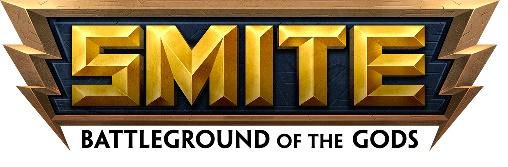 Logomarca Smite