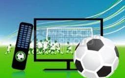 TV em estádio Mídia Esportiva
