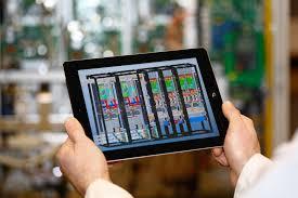 Tablet com IA