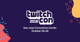 Banner da TwitchCon