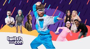 Atração da TwitchCon 2018