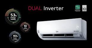 ar condicionado DUAL Inverter