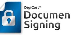 cadeado segurança DigiCert
