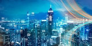 cidade co tecnologia  5G