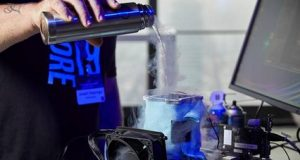 Congelamento Intel overclocking