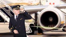 Avião com sistema de apoio SITAONAIR