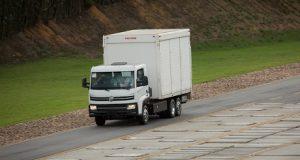 Caminhão elétrico e-Delivery