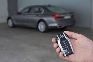 Controle remoto BMW