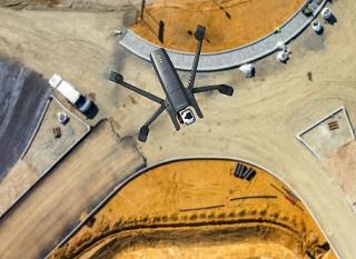 drone de negócios na DroneShow