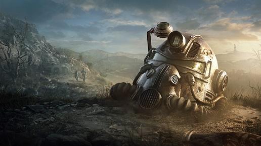 O game Fallout 76