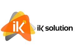 Logomarca da IK Soluiton