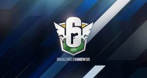 Logomarca do Rainbow Six