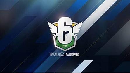 Logomarca do Rainbow Six
