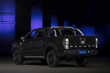 Ranger Black Edition protetor de caçamba