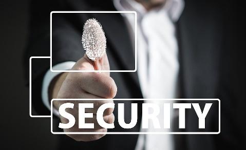 Digital e palavra security contra o Emotet