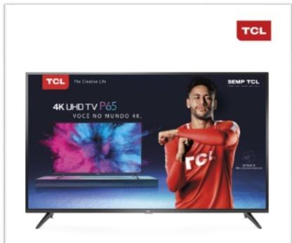 TV Semp TCL 4K