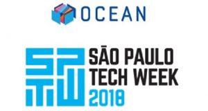 Banner da São Paulo Tech week