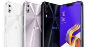 Vários smartphones Zenfone 5