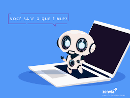Notebook e robô chatbots