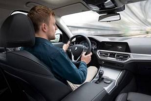 interiror da BMW