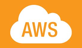 Banner da AWS cloud