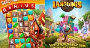 Apresentação do game Languinis