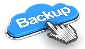 backup automático ou manual