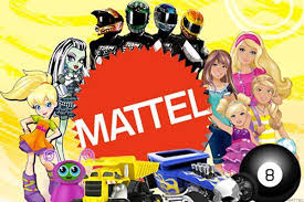 Banner da Mattel