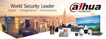 Banner da Dahua segurança eletrônica