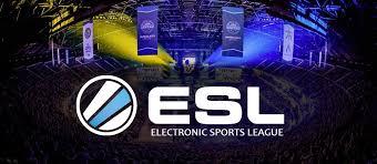 Logomarca ESL eSports