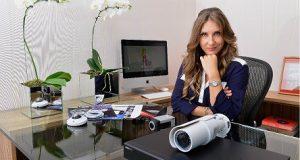Joelma Dvoranovski autora do artigo segurança nas férias