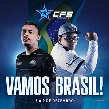 2 Jogadores dos times brasileiros no CROSSFIRE
