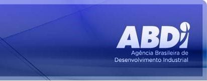 Logo ABDI parcerias em indústria 4.0