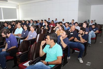 Público curso Indústria 4.0
