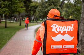 Entregador do Rappi