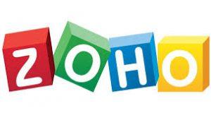Logomarca Zoho Analytics