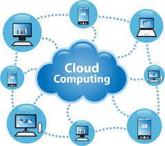 Representação de modelo de cloud omputing