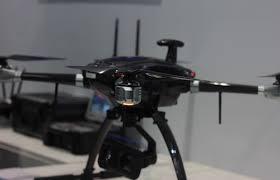 drone comercializado pela Dahua segurança eletrônica