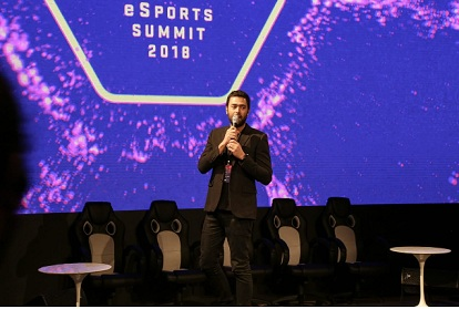 eSports palestrante