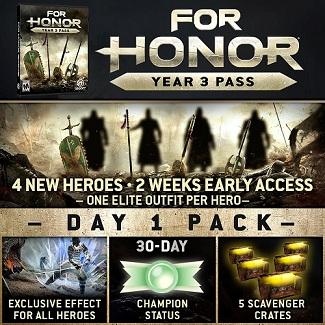 Banner do for honor
