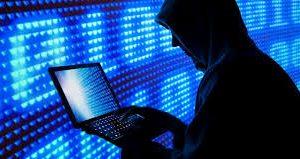 hacker atacando tema de webinar