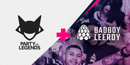 Banner da Party of Legends