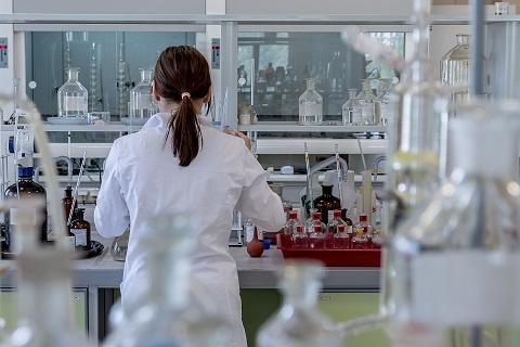 Laboratório de pesquisa para patentes