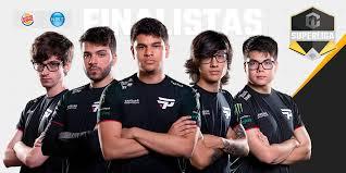 PaiN gaming vice campeão da Superliga