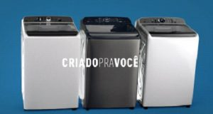 3 modelos de lavadora