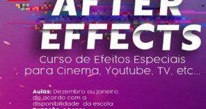 Banner curso edição de vídeo