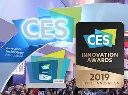 Banner da CES 2019