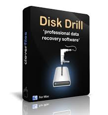 Disk drill softwares